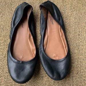 [Lucky Brand]• leather flats